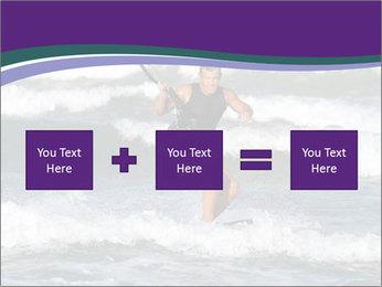 Kite surfer PowerPoint Template - Slide 95