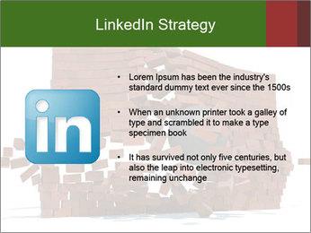 Ball destroying PowerPoint Template - Slide 12