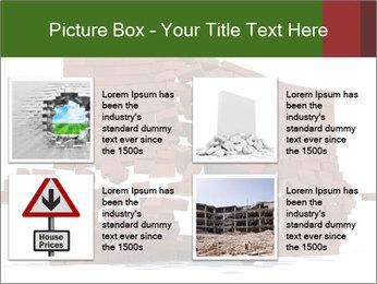 Ball destroying PowerPoint Template - Slide 14