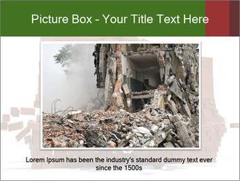 Ball destroying PowerPoint Template - Slide 16