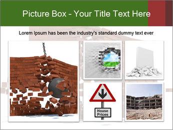 Ball destroying PowerPoint Template - Slide 19
