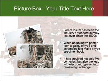 Ball destroying PowerPoint Template - Slide 20
