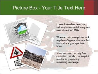 Ball destroying PowerPoint Template - Slide 23