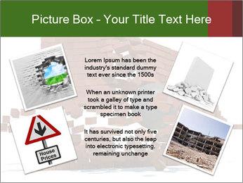 Ball destroying PowerPoint Template - Slide 24