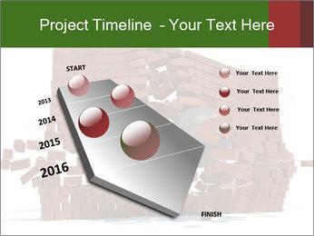 Ball destroying PowerPoint Template - Slide 26