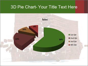 Ball destroying PowerPoint Template - Slide 35