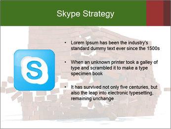 Ball destroying PowerPoint Template - Slide 8