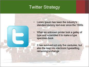 Ball destroying PowerPoint Template - Slide 9