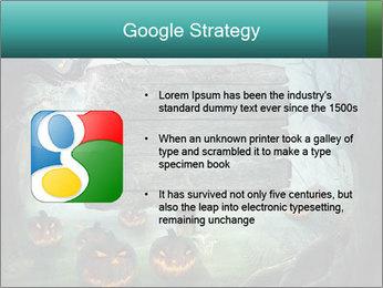 Halloween design PowerPoint Templates - Slide 10