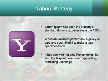 Halloween design PowerPoint Template - Slide 11