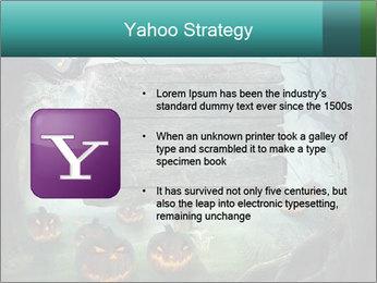 Halloween design PowerPoint Templates - Slide 11