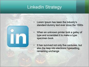 Halloween design PowerPoint Templates - Slide 12