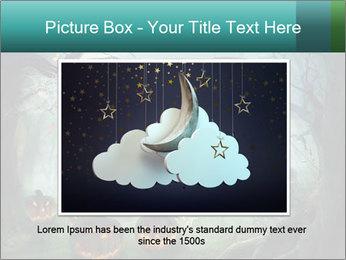 Halloween design PowerPoint Templates - Slide 15