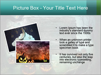 Halloween design PowerPoint Template - Slide 20