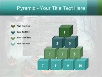 Halloween design PowerPoint Templates - Slide 31