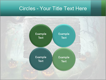 Halloween design PowerPoint Templates - Slide 38