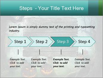 Halloween design PowerPoint Templates - Slide 4