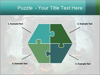 Halloween design PowerPoint Templates - Slide 40