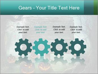 Halloween design PowerPoint Templates - Slide 48