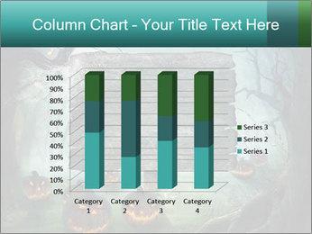 Halloween design PowerPoint Templates - Slide 50