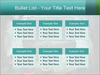 Halloween design PowerPoint Templates - Slide 56