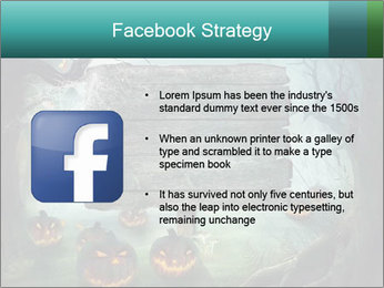 Halloween design PowerPoint Template - Slide 6