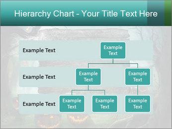 Halloween design PowerPoint Templates - Slide 67