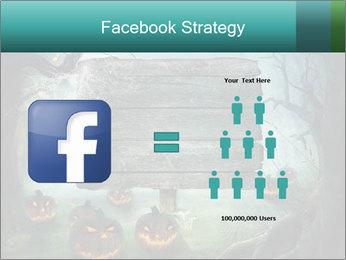 Halloween design PowerPoint Templates - Slide 7