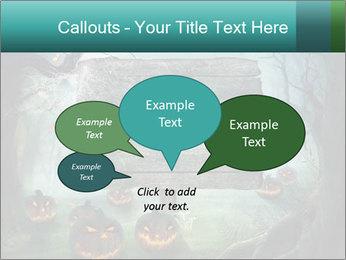 Halloween design PowerPoint Templates - Slide 73