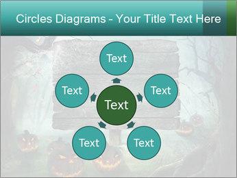 Halloween design PowerPoint Templates - Slide 78