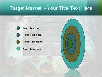 Halloween design PowerPoint Templates - Slide 84