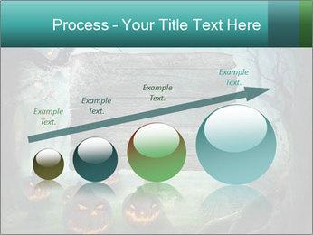 Halloween design PowerPoint Templates - Slide 87