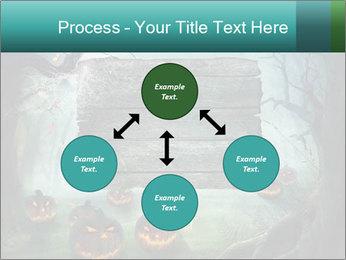 Halloween design PowerPoint Templates - Slide 91