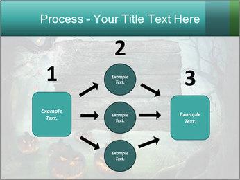 Halloween design PowerPoint Templates - Slide 92