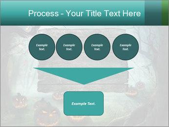 Halloween design PowerPoint Templates - Slide 93