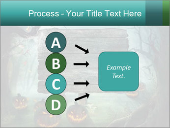 Halloween design PowerPoint Templates - Slide 94