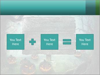 Halloween design PowerPoint Templates - Slide 95