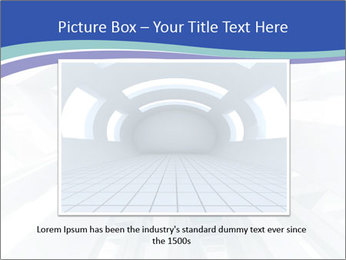 3d abstract architecture PowerPoint Template - Slide 15