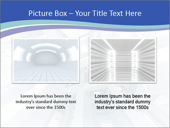3d abstract architecture PowerPoint Template - Slide 18