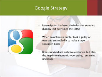 Charming secretary PowerPoint Template - Slide 10