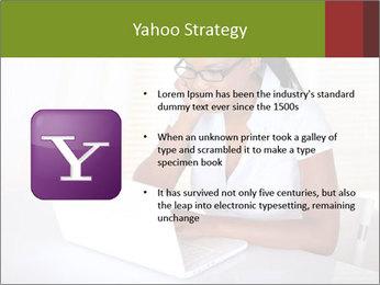 Charming secretary PowerPoint Template - Slide 11