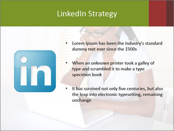 Charming secretary PowerPoint Template - Slide 12
