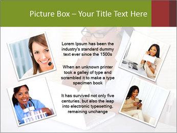 Charming secretary PowerPoint Template - Slide 24