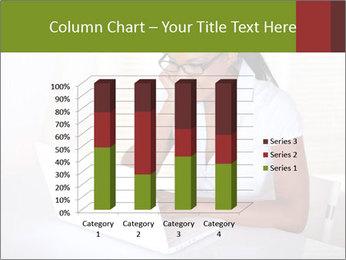 Charming secretary PowerPoint Template - Slide 50