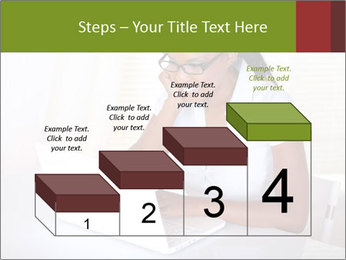 Charming secretary PowerPoint Template - Slide 64