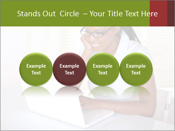 Charming secretary PowerPoint Template - Slide 76