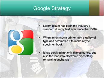 Man training PowerPoint Template - Slide 10