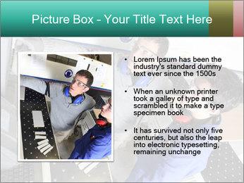 Man training PowerPoint Template - Slide 13