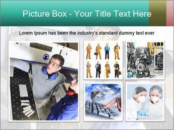 Man training PowerPoint Template - Slide 19