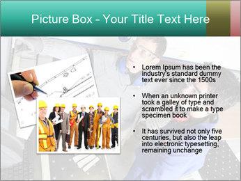 Man training PowerPoint Template - Slide 20